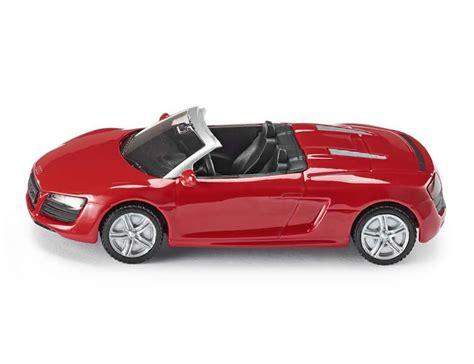 Audi R8 Spielzeugauto by Siku 1 55 Audi R8 Spyder Spielzeugauto