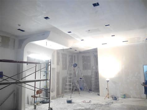instalacion de pladur en techos instalaci 243 n de techo pladur decorativo ideas pladur