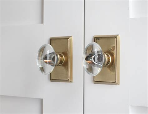 door knobs for doors white pantry doors with brass and glass door knobs