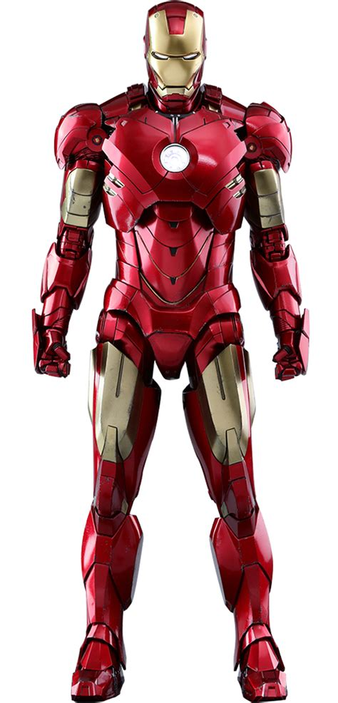 Toys Ironman 4 marvel iron iv sixth scale figure by toys