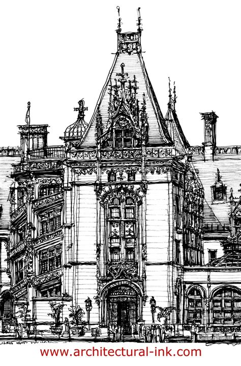 Biltmore House Coloring Pages | the biltmore estate asheville nc is a wonderful