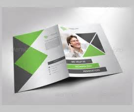 bi fold brochure template 12 modern business brochure psd templates free