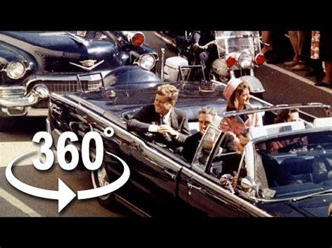 the jfk assassination in 4k 360° vr | daikhlo