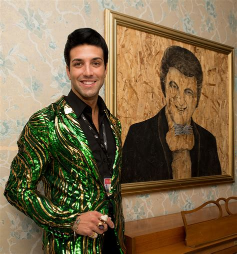 Home Painting Interior by Liberace Mansion Opens Doors To Fans Las Vegas Review