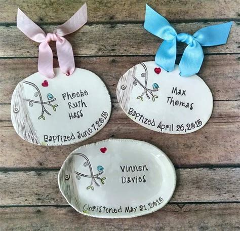 7 Beautiful Christening Gifts by Baptism Christening Gifts