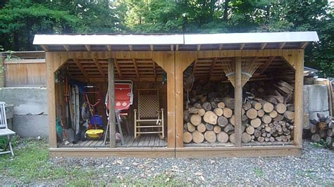 How To Build A Lean To Storage Shed by Shed Blueprints Lean To Shed Plan