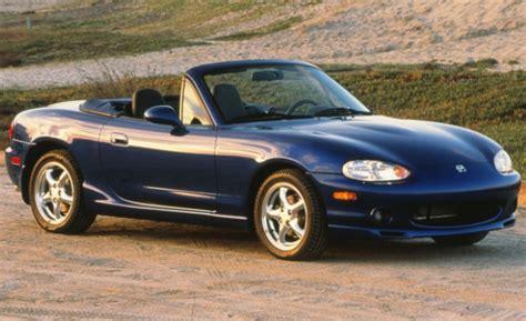 how make cars 1999 mazda miata mx 5 electronic valve timing top 10 best mazda mx 5 miata models of all time 187 autoguide com news
