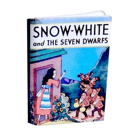 snow white doll house ms059 snow white book online dolls house superstore
