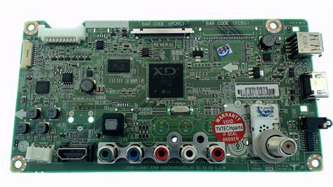 Mainboard Tv Led Lcd Lg 26lv2530 lg tv model 39ln5300 ub board part number ebu62007604