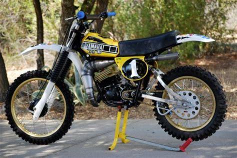Cylinder Yz Rx King Yamaha 1978 Yamaha Yz 125 Bob Vintage Yz Rm Cr Kx Ktm 80