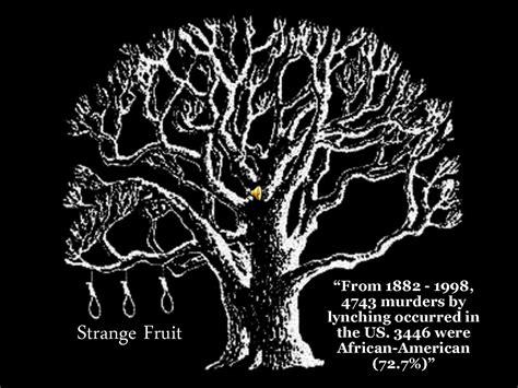 southern trees a strange fruit 171 les arbres du sud portent un 233 trange fruit 187 libre de lire