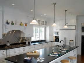 Light Pendants For Kitchen Island Kitchen Island Pendant Lighting