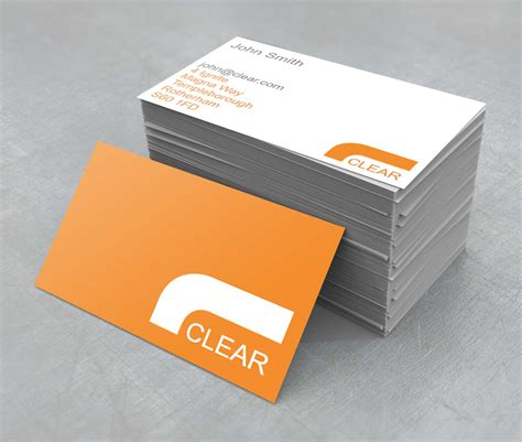 Business Card Pictures