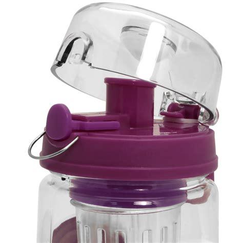 What To Detox Bpa by 1000ml Fruit Infusing Infuser Water Bottle Bpa Free