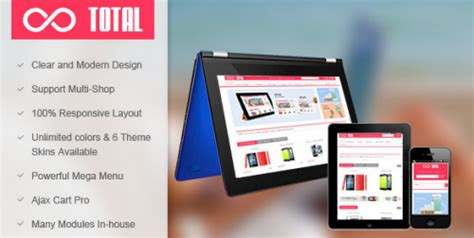 themeforest total themeforest sm total responsive multi purpose magento