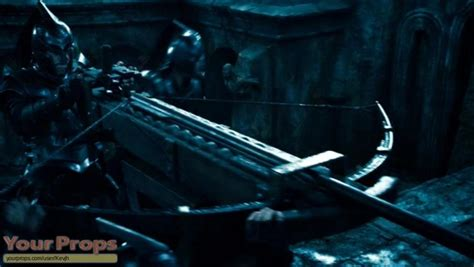underworld film props underworld rise of the lycans large castle mounted