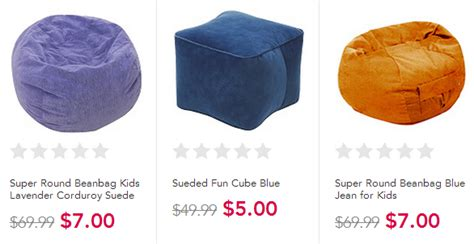 Bean Bag Chairs Clearance by Toys R Us Clearance Sale Bean Bag Chairs As Much As 90