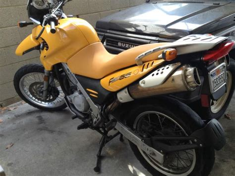 2001 bmw f650gs for sale 2001 bmw f650 gs dual sport motorcycle in great for sale