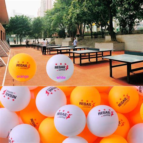 50pcs 3 40mm olympic ping pong table tennis white orange ebay