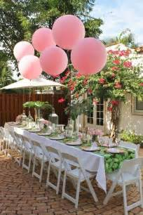 21 sweet balloon decorations for a bridal shower shelterness