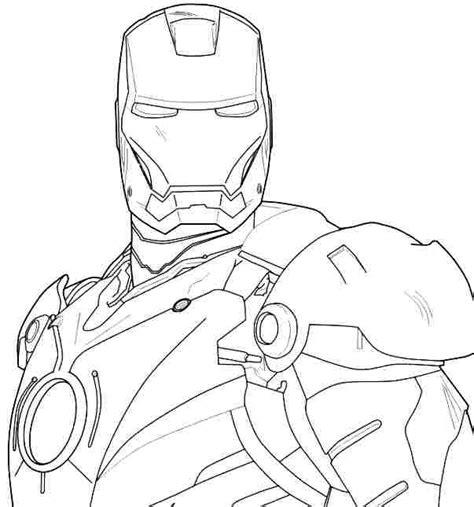 imagenes para dibujar iron man iron man 89 superh 233 roes p 225 ginas para colorear