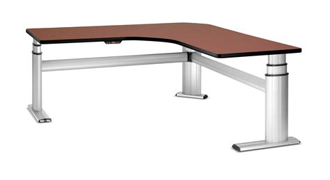 adjustable office desks desk l shaped office furniture