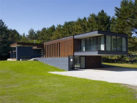 modern home design ontario clearview residence in ontario canada by altius architecture