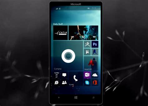 imagenes windows 10 phone otro grandioso concepto de windows 10 para tel 233 fonos