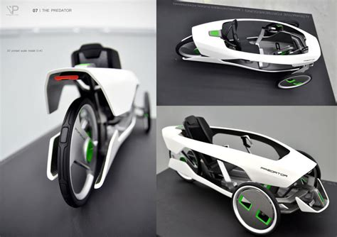 Home Design Quarter predator hpv by eugen ackermann bicycle design