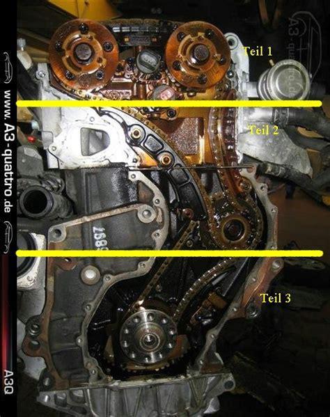 Audi A3 1 4 Tfsi Steuerkette by Analyse Der Ger 228 Usche Defekten Steuerketten Rund Um