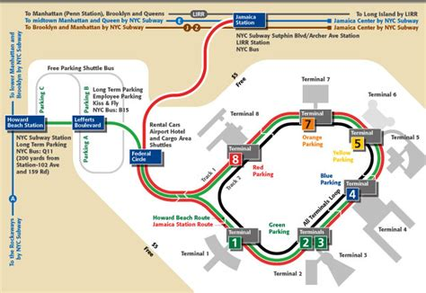 jfk airtrain map newark airport airtrain map swimnova