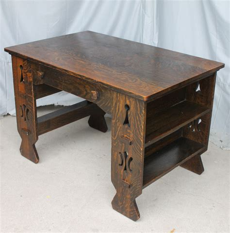 Antique Library Table by Bargain S Antiques 187 Archive Antique Mission Oak