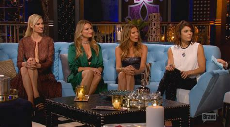 rhony reunion real housewives of new york reunion part 3 recap happy