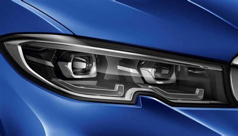 Bmw 3 Series 2019 Headlights by Look Bmw Rolls Out 7th Generation 3 Series In