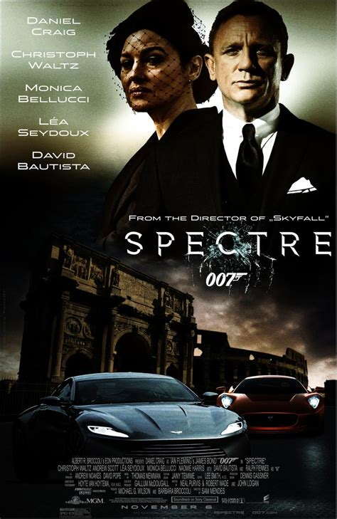 Spectre Film | spectre movie production notes art meets world