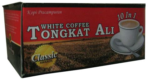 Coffee Tongkat Ali eiva