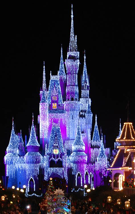 Disney World Lights by 2009 Disney Panel But Wait There S