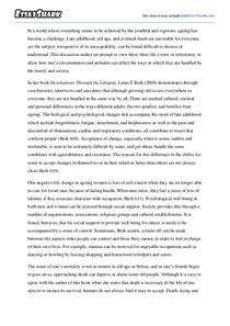 Expository Thesis Examples Expository Essay Sample