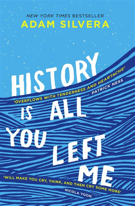 history is all you history is all you left me book by adam silvera official publisher page simon schuster au