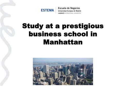 Manhattan College Mba Tuition by Beca Baruch College Mba Manhattan