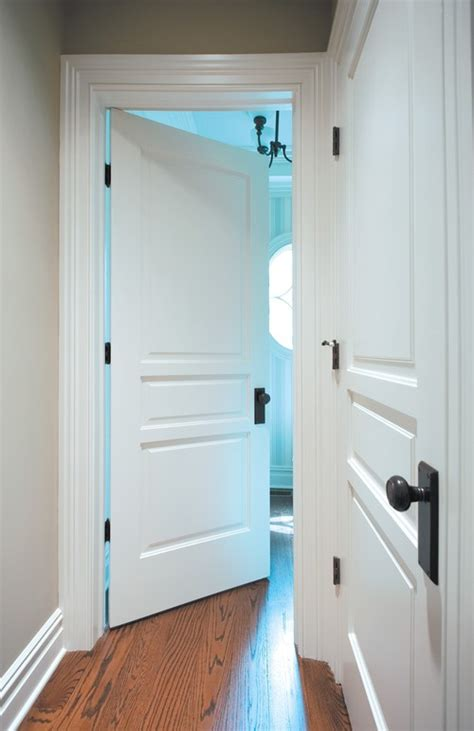 Interior Door Company Where Can I Buy Black Door Knobs With Back Plates Like Those Shown
