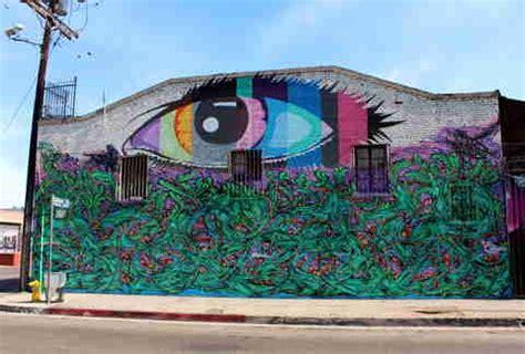 Beach Murals For Walls street art best american cities for graffiti mural art