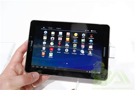 Verizon Tablet Giveaway - samsung galaxy tab 7 7 lte verizon hands on pics video