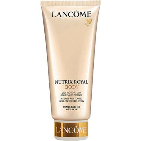 Lancome Lotion nutrix royal lotion restoring lipid enriched