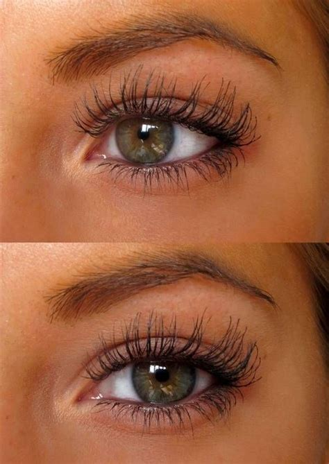 1000 ideas about thick eyelashes on grow