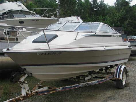 bayliner cuddy cabin for sale 1983 bayliner 1950 cuddy cabin volvo cut dawsonville