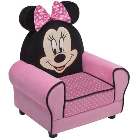 minnie mouse sofa disney minnie mouse figural upholstered chair pink