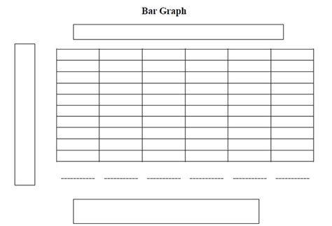 free bar graph templates 6 best images of printable bar graphs printable blank