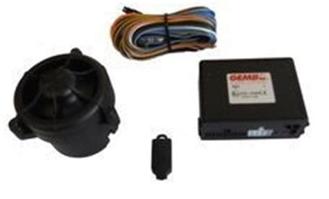 gemini 931tmh alarms immobilisers hshire