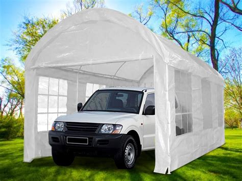 Car Tent Garage by Quictent 174 20 X10 Heavy Duty Carport Garage Car Shelter